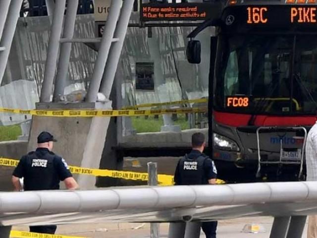 حملے کے بعد پینٹاگون کی عمارت کو بند کردیا گیا تھا فوٹو: انٹر نیٹ