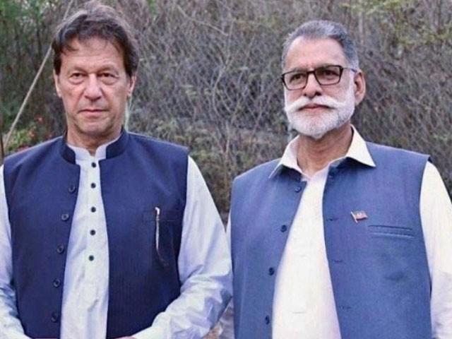 نومنتخب وزیراعظم آزاد کشمیر قیوم نیازی اس عہدے کی دوڑ میں ہی شامل نہیں تھے