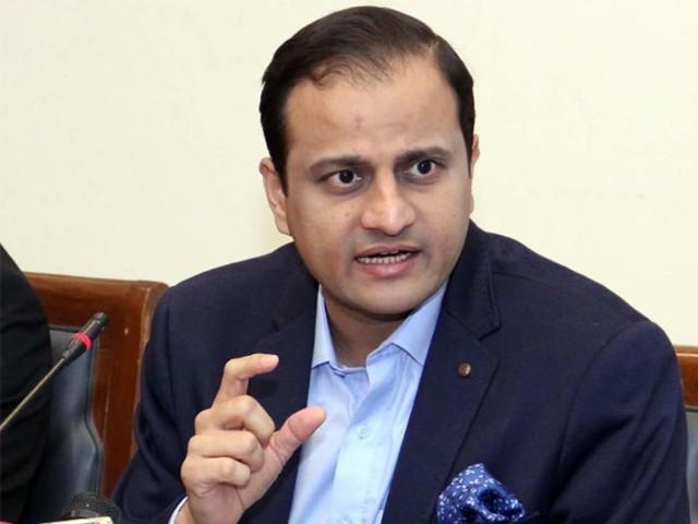 مرتضی وہاب وزیراعلیٰ سندھ مراد علی شاہ کے مشیر کی بھی ذمہ داریاں ادا کریں گے، ذرائع (فوٹو : فائل)