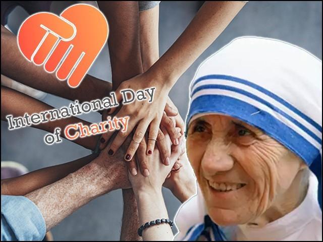 دنیا بھر میں 5 ستمبر کو چیریٹی یعنی ''خیرات'' کا عالمی دن منایا جاتا ہے۔ (فوٹو: فائل)