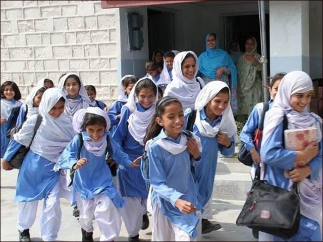 وزارت تعلیم نے اسکولوں کو ایک ہفتہ بند رکھنے، 50 فیصد حاضری یا ہفتے میں تین دن اسکول کھولنے کی تجاویز دی تھیں (فوٹو : فائل)