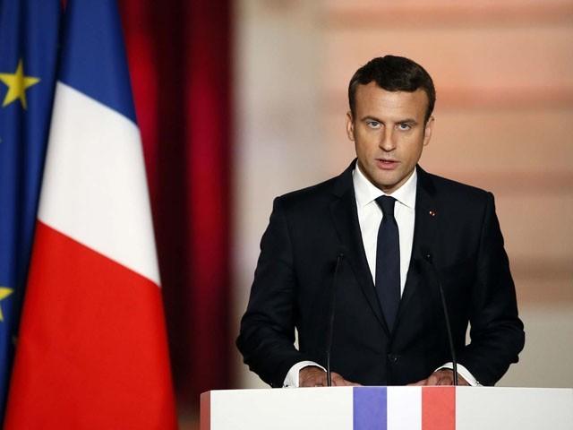 فرانسیسی صدر بھی طالبان حکومت کو تسلیم نہ کرنے کا عندیہ دے چکے ہیں، فوٹو: فائل