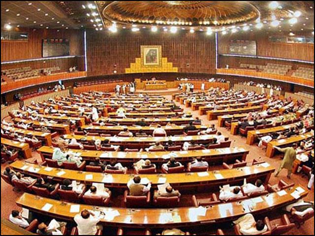 حکومت صرف اپنی مضبوطی کو پارلیمان کی مضبوطی سمجھتںی ہے۔ (فوٹو: انٹرنیٹ)