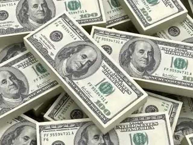 انٹربینک مارکیٹ میں ڈالر 90 پیسے کے اضافے سے 168.99 روپے کا ہوگیا۔