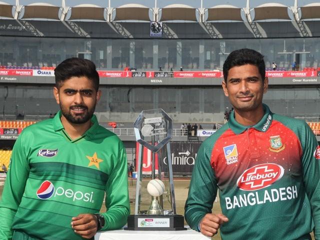 پاکستان کرکٹ ٹیم دورہ بنگلادیش میں 3 ٹی ٹونٹی اور 2 ٹیسٹ میچ کھیلی گی، پی سی بی