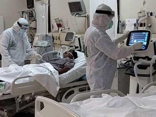 ملک میں 2714افراد میں کورونا وائرس کی تصدیق ہوئی، این سی او سی فوٹوفائل