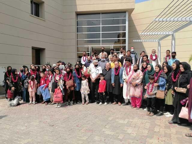 حکومت کی جانب سے ان مہمانوں کو تیس ماہ کا ویزا جاری کیا گیا یے،کوارڈنیٹرسردار نوید حیدر