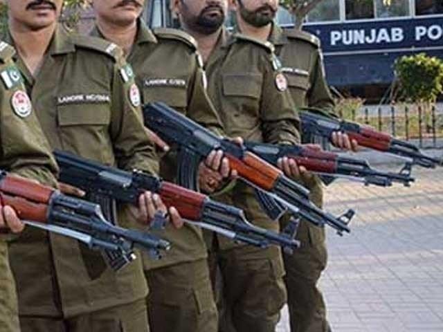 سینئیر افسران کی جانب سے معاملہ کا نوٹس لیتے ہوئے انکوائری کے احکامات جاری