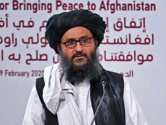 ملا عبدالغنی برادر طالبان کے اہم ترین رہنماؤں میں شمار کئے جاتے ہیں فوٹو: فائل