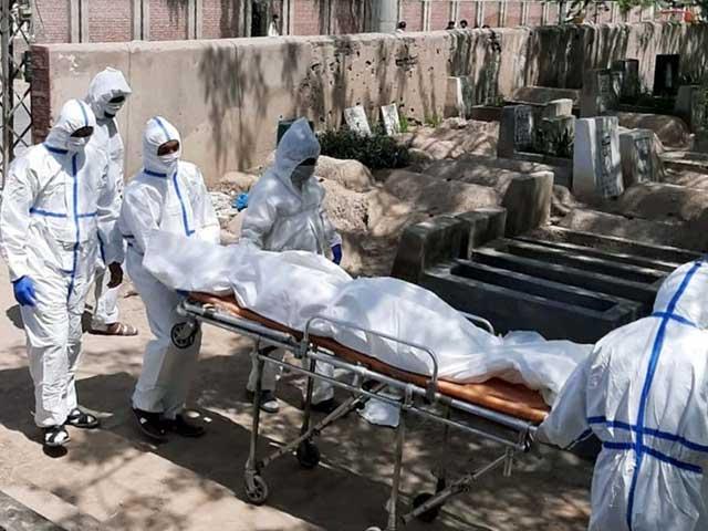 گزشتہ 24 گھنٹوں کے دوران ملک بھر میں مزید 2928 افراد وائرس کا شکار ہوئے، این سی او سی۔ فوٹوفائل