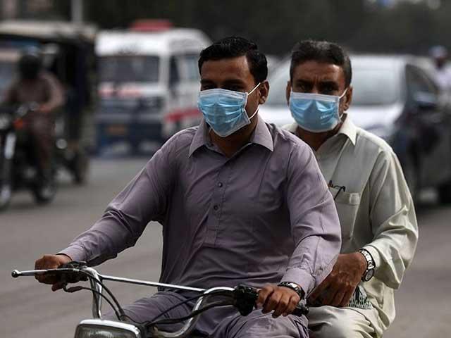 ملک میں 2512افراد میں کورونا وائرس کی تصدیق ہوئی، این سی او سی فوٹوفائل