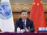 چینی صدر نے ان خیالات کا اظہار شنگھائی تعاون تنظیم کے سربراہی اجلاس میں کیا، فوٹو: ٹ؎رائٹرز