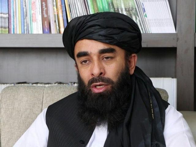 فی الحال صرف لڑکوں کو اسکول آنے کی اجازت دی گئی ہے، ترجمان طالبان، (فوٹو:فائل)
