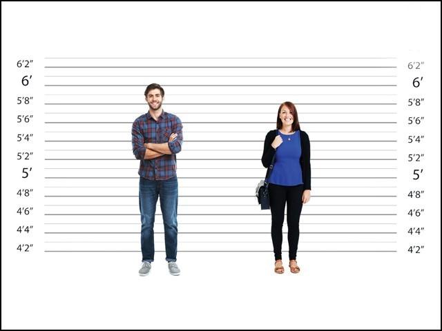 2001 میں پیدا ہونے والے ڈچ لڑکوں کا قد 1980 میں پیدا ہونے والی نسل سے 1 اور لڑکیوں کا قد 1 اعشاریہ 4 سینٹی میٹر کم ہے۔(فوٹوـ انٹرنیٹ)