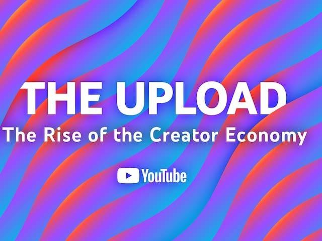 یوٹیوب نے دی اپ لوڈ کے نام سے اپنا پہلا باضابطہ پوڈ کاسٹ جاری کردیا ہے۔ فوٹو: بشکریہ یوٹیوب