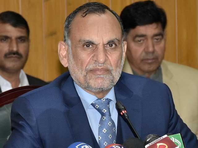 الیکشن کمیشن کو آزاد ادارہ بنائیں گے، وزیر ریلوے اعظم سواتی فوٹو: فائل