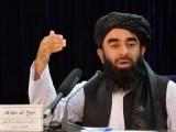 پاکستان افغانستان میں امن چاہتا ہے، ہمارے اندرونی معاملات میں مداخلت نہیں کررہا، نائب افغان وزیراطلاعات ۔ فوٹو: فائل