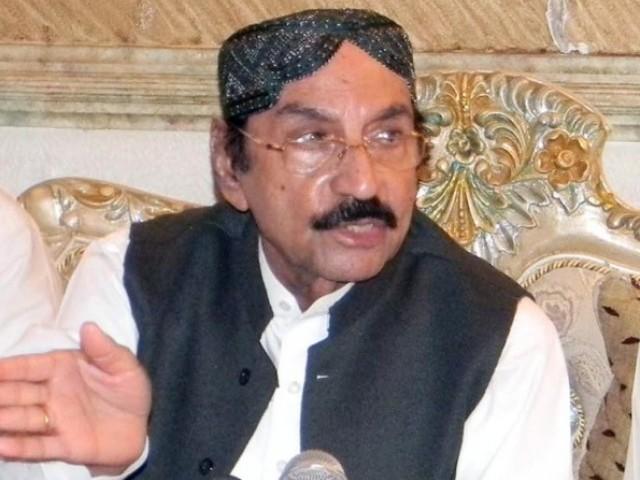 سابق وزیر اعلی سندھ کیخلاف مواد نہیں ملا، نیب تفتیشی افسر