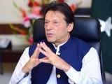 20 سالہ جنگ کے بعد طالبان سےاتنی جلدی توقعات درست نہی، عمران خان ۔ فوٹو : فائل