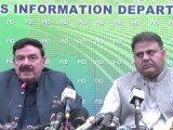 پاکستان میں فیک نیوز کے پیچھے ریاستوں اور ایجنسیوں کا ہاتھ ہے، فواد چوہدری