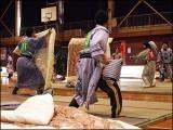 اس چیمپئن شپ میں تکیوں سے لڑائی کےلیے باقاعدہ اصول اور قوانین بھی بنائے گئے ہیں۔ (تصاویر: متفرق ویب سائٹس)