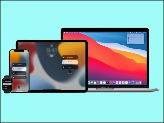 فوکس موڈ میں استمال کنندگان ایپل مصنوعات میں زیادہ آسانی اور سہولت سے اپنے' ڈو ناٹ ڈسٹرب ' موڈ کو ترتیب دے سکتے ہیں۔(فوٹو: انٹرنیٹ)