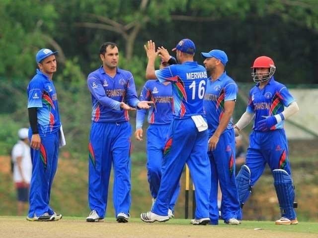 رمیز سے میٹنگ میں پاکستان ٹیم کی افغانستان میں میزبانی کی پیشکش کروں گا، چیئرمین عزیزاللہ فضلی . فوٹو : فائل