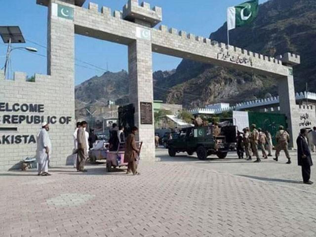 این سی اوسی فیصلے کے تحت افغان شہریوں کی پاکستان آمد پر پابندی ہے۔
