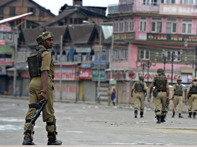قابض فوج نے نام نہاد سرچ آپریشن کے دوران فائرنگ کرکے نوجوانوں کو شہید کیا، کشمیر میڈیا سروس