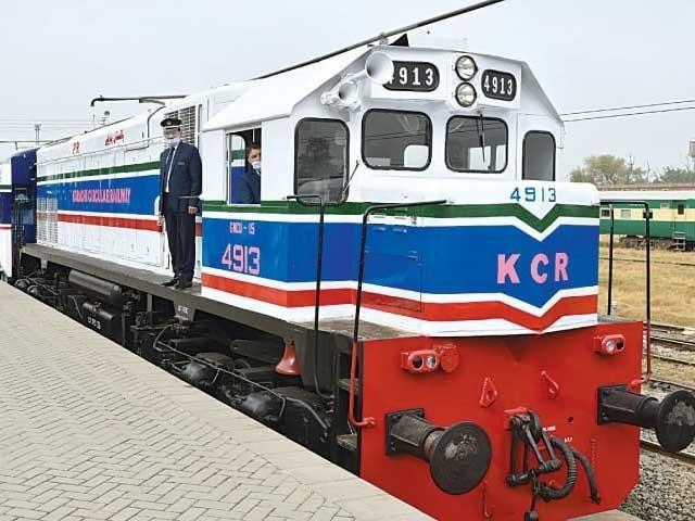 کراچی سرکلر ریلوے منصوبے کا افتتاح وزیراعظم عمران خان اگلے ہفتے کریں گے ۔