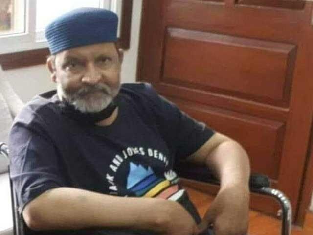 ایئر ایمبولینس عمر شریف کو لیکر 11 بجے امریکا روانہ ہوگی، ذرائعفوٹوفائل