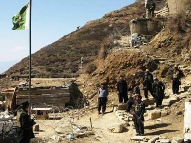 پاکستان نے متعلقہ ایرانی حکام کو واقعے سے آگاہ کردیا . فوٹو : فائل