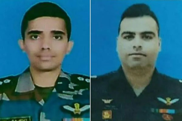 Indian majors killed in helicopter crash