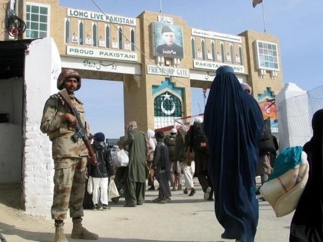 چمن بارڈر بند؛ طالبان کا پاکستان سے سابق افغان حکومت سے کئے معاہدے پر عمل کا مطالبہ