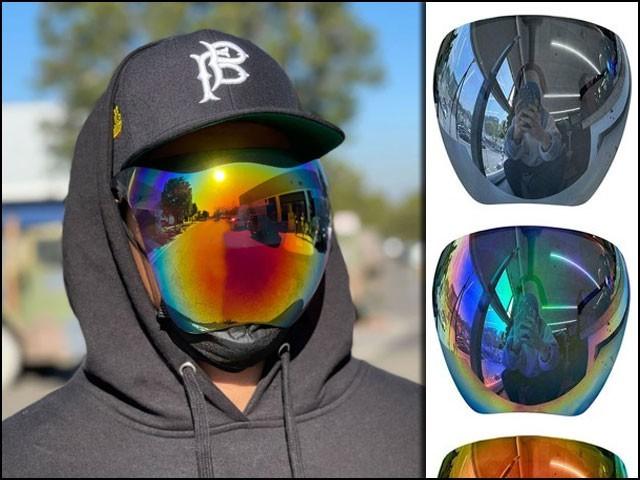 یہ سن گلاسز پہننے والے کو الٹرا وائیلٹ شعاعوں سے چہرے کو بچانے والی کریم لگانے کی ضرورت نہیں ہوتی۔ (تصاویر: متفرق ویب سائٹس)