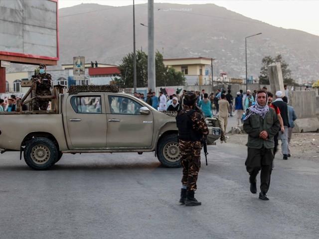 بم دھماکے کی ذمہ داری ابھی تک کسی گروپ کی جانب سے قبول نہیں کی گئی، طالبان حکام