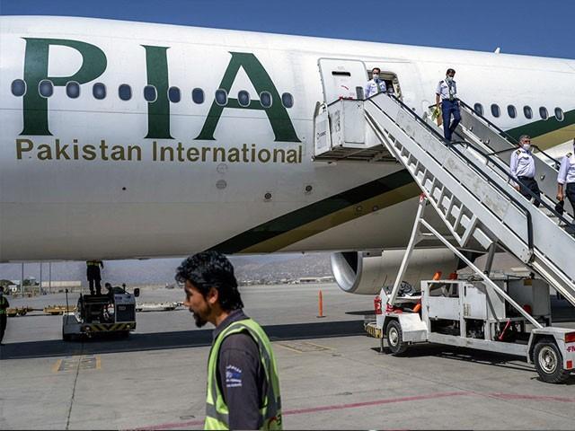 افغان سول ایوی ایشن اتھارٹی کا پی آئی اے سے اسلام آباد اور کابل پرواز کا کرایہ کم کرنے کا مطالبہ