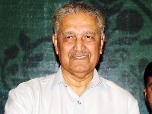 اراکین اسمبلی نے ڈاکٹر عبدالقدیر خان کی خدمات کو نصاب میں شامل کرنے کی سفارش کردی