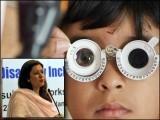 پاکستان میں امراضِ چشم کا پھیلاؤ روکنے کےلیے مؤثر اقدامات کی ضرورت ہے، منزہ گیلانی۔ (فوٹو: سائٹ سیورز پاکستان)