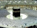مقدس مساجد میں کورونا پابندیوں کے خاتمے کا اعلان 16 اکتوبر کو کیا گیا تھا، فوٹو: ٹوئٹر