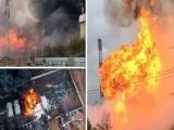 دھماکے سے آس پاس کی عمارتوں کو بھی شدید نقصان پہنچا ہے، فوٹو: فائل