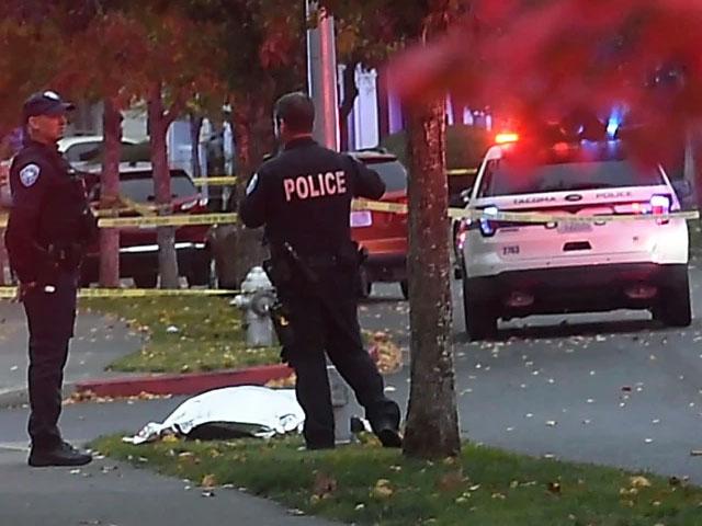امریکا; فائرنگ کے واقعے میں خواتین سمیت 4 افراد ہلاک thumbnail