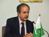پاکستان اور امریکا کے درمیان ایسے کسی معاہدے پربات چیت نہیں ہورہی ہے، ترجمان
