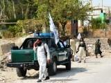 طالبان کی گاڑی پر حملے میں 4 شہری زخمی بھی ہوئے، فوٹو: فائل