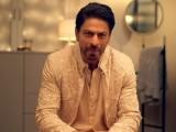 شاہ رخ خان اشتہار میں پاکستانی ڈیزائنر فرازمنان کے کپڑے پہنے ہوئے ہیں