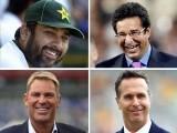 اس جیت کے بعد میری فیورٹ ٹیم پاکستان ہے (شین وارن) فیورٹس کی پٹائی کرنا اس کو کہتے ہیں، مائیکل وان۔ فوٹو : فائل